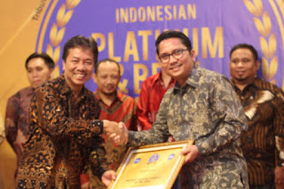 "Cirebon Power Raih Penghargaan ""The Most Trusted Company Of The Year"""
