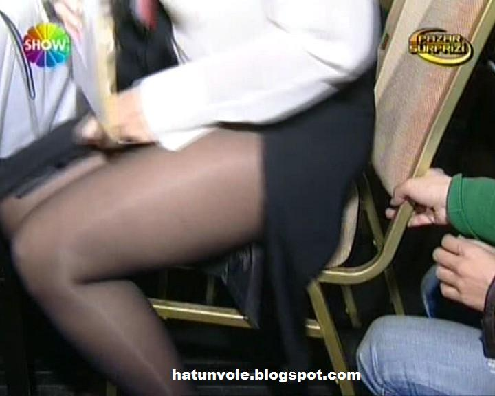 Sibel Can Turkish Singer In Pantyhose 105