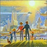 Демонстрация светлого будущего