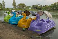 Wisata Bendungan Gerak Watu Turi Gampengrejo