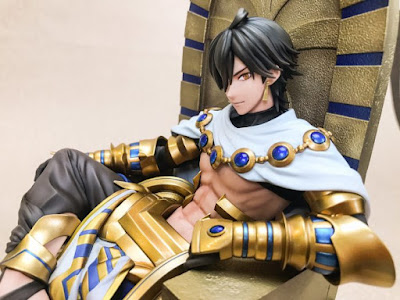 "Ozymandias / Rider 1/8 de """"Fate/Grand Order"" - Megahouse"
