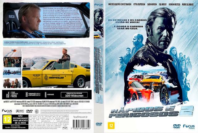 Capa DVD Rápidos e Perigosos 2 [Exclusiva]