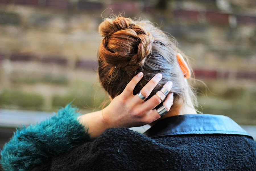 hair braid ring accessoires