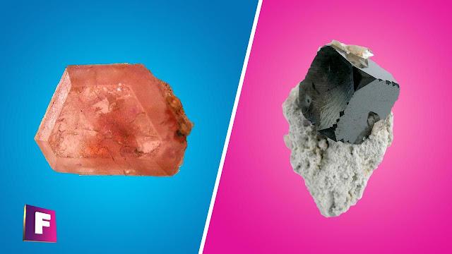 minerales que son poco conocidos por su rareza