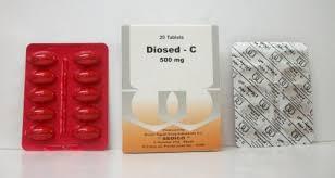 أقراص ديوسيد سي Diosed C لعلاج البواسير