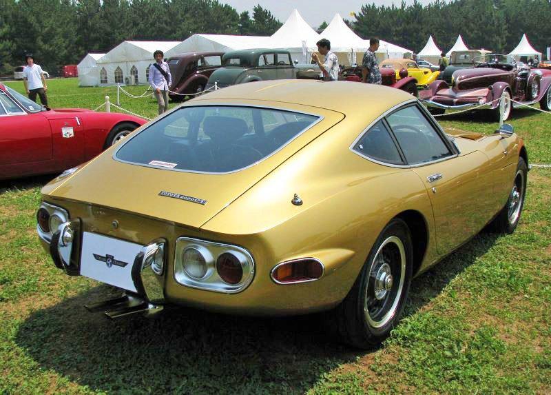 Fab Wheels Digest F W D Twiggy S 1970 Toyota 2000gt