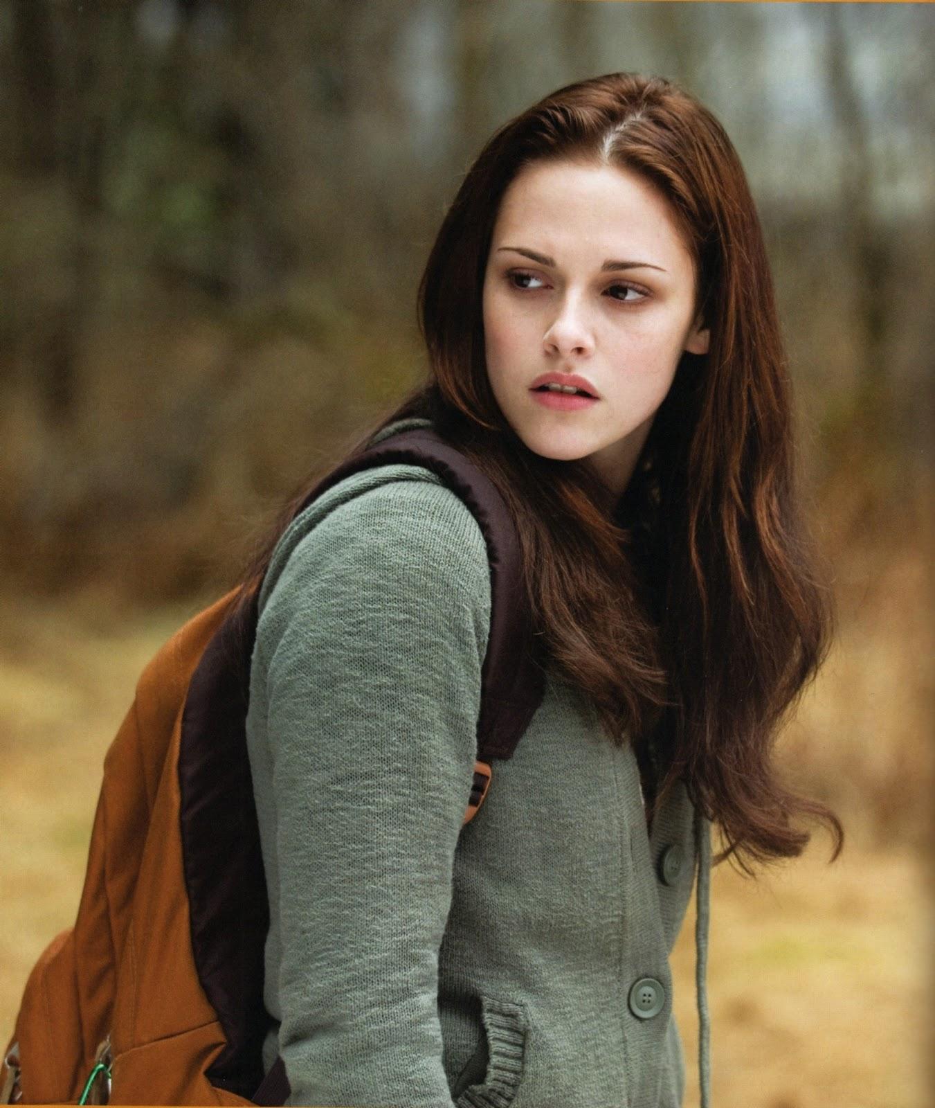 Czy ty też myślisz że Kristen Stewart nie pasuje do roli Belli ? - sunela.eu -