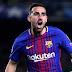Striker Barcelona Kembali ke Valencia
