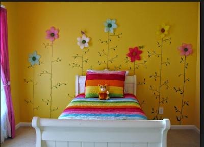 Inspirasi Rumah Nuansa Kuning Ceria 6