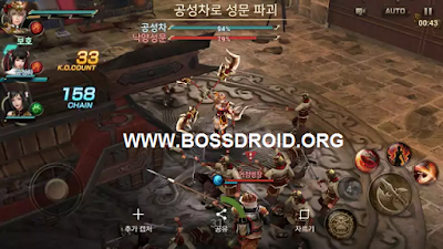 Download Dynasty Warriors Unleashed APK Versi Terbaru
