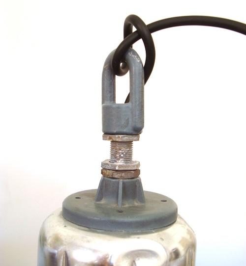 lamparas de techo industrial
