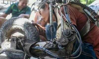 Singkat Tentang Iron Man From Bali Indonesia