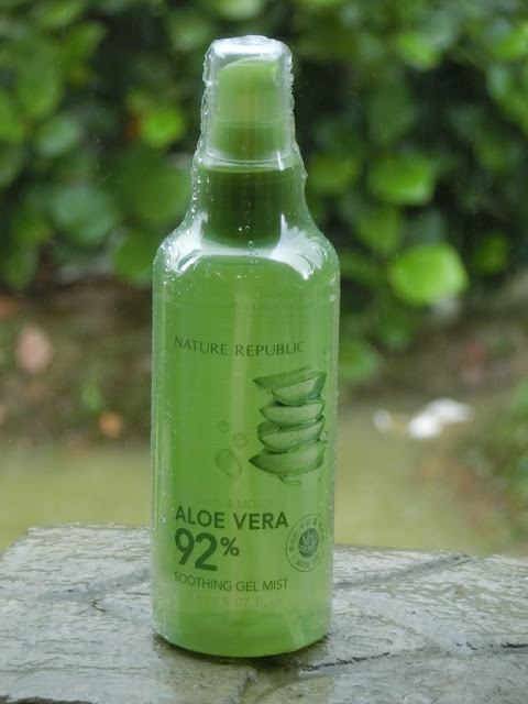 NATURAL REPUBLIK Aloe Vera 92% Soothing Gel Mist 150ml