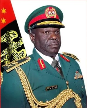 JUST IN: Army Finally Finds Lifeless Body Of Missing General Alkali