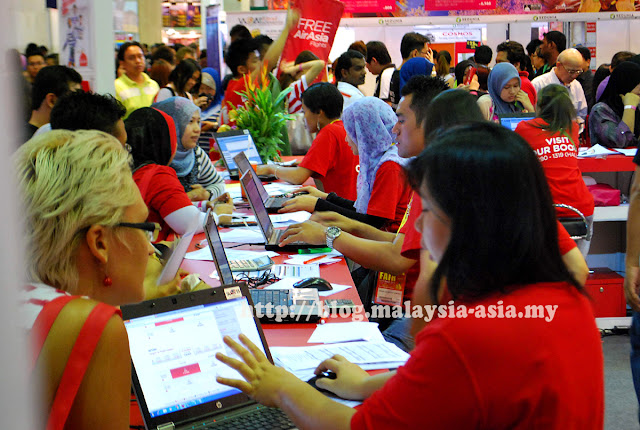 Air Ticket Promo Matta Fair September