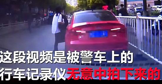 Desmascarada mulher que usava multa falsa em seu carro para enganar fiscais - Capa