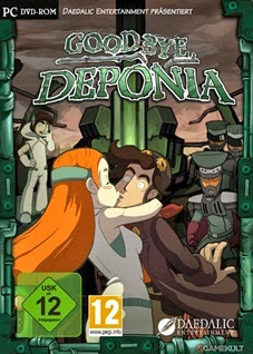 Goodbye Deponia - PC (Download Completo em Torrent)