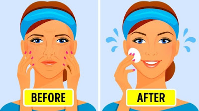 8 #Clever #Face #Mask #Hacks We #Learned from Celebrities [#Beauty #Health #Tips]