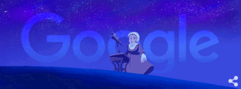 Caroline Herschel Adalah