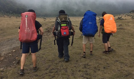 How to Prepare for a Backpacking Journey