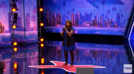 Must watch! Sosoliso plane crash survivor, Kechi Okwuchi, impresses judges at America's Got Talent 2017