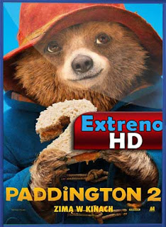 Paddington 2 (2017) | DVDRip Latino HD GDrive 1 Link