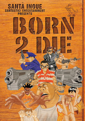 [Manga] BORN 2 DIE Raw Download