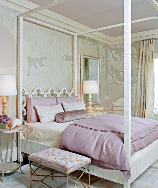 fabulous purple bedroom design ideas | The Glam Pad: 40 Fabulous Purple Bedrooms