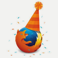 Happy Birthday Mozilla Firefox