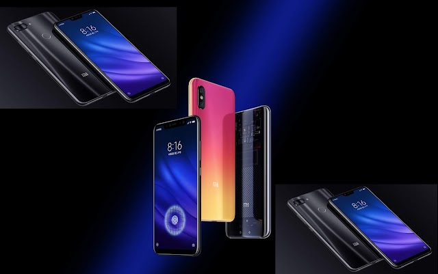 Xiaomi Mi 8 Pro And Mi 8 Lite Launched - Xiaomi