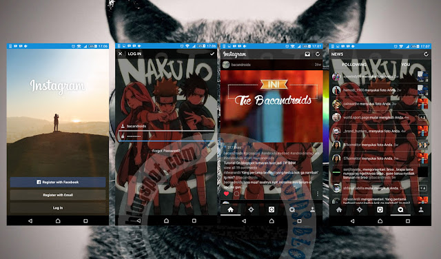 download App Instagram Tema Transparan Background Apk For Android