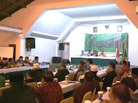 UIN Sumut Bahas Desain Perencanaan Pembangunan Proyek Bantuan IsDB