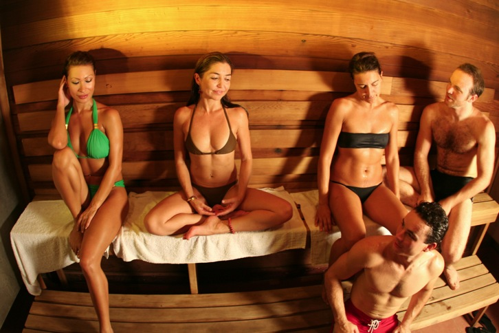 Diosesencuerposhumanos beneficios del sauna y el ba o - El bano turco ...