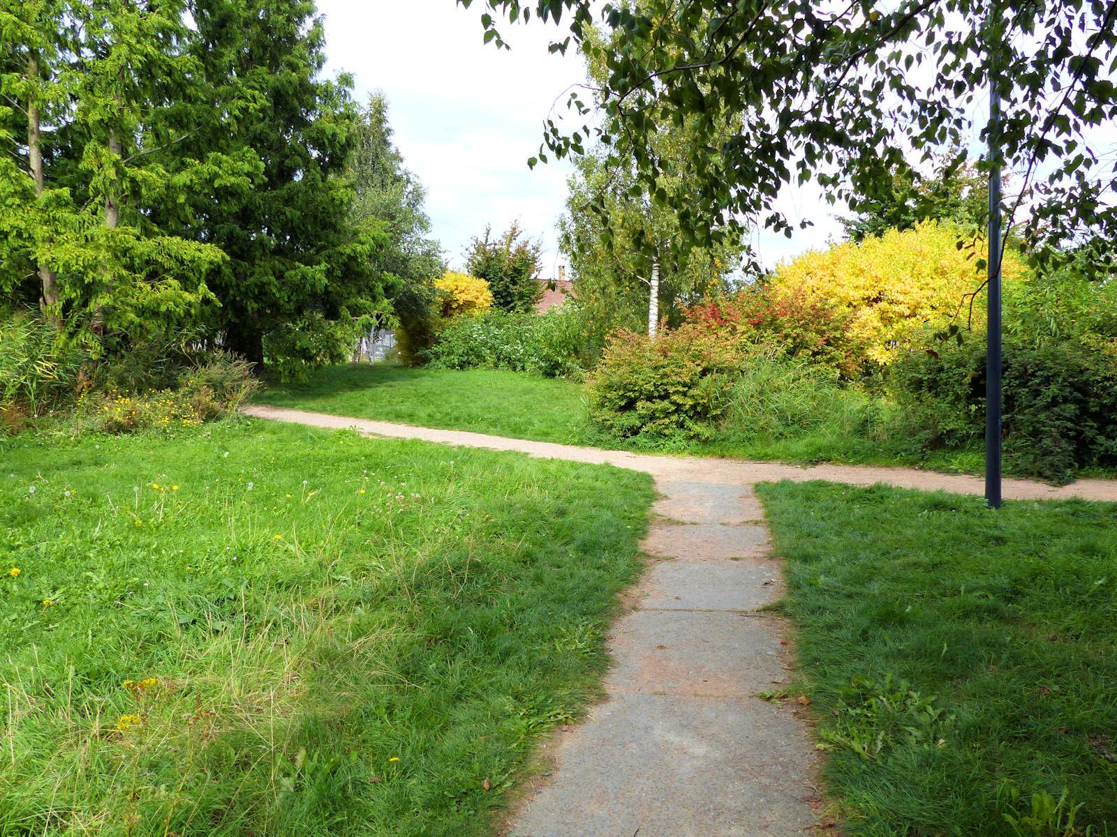 Tourcoing - Jardin Jean Moulin