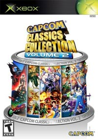 Capcom Classics Collection 2 original xbox
