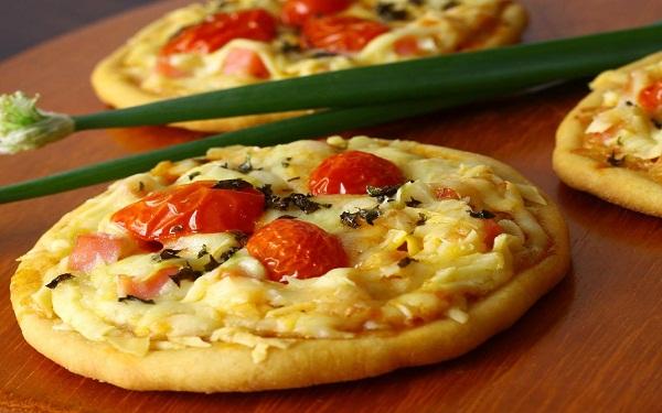 Receita de mini pizzas de Batata (Imagem: Reprodução/Ana Maria Braga.Globo)