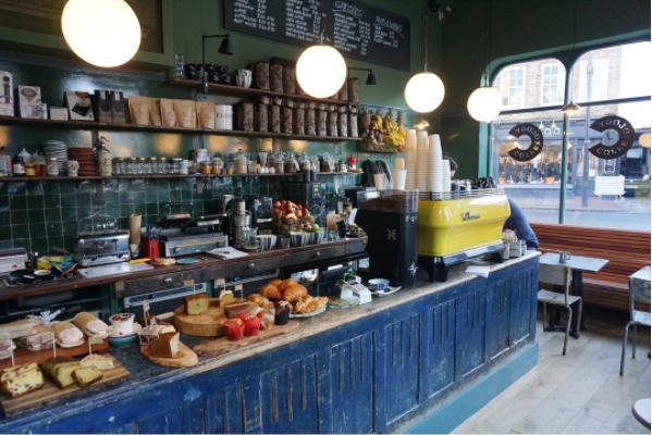 Coffeeology Shop