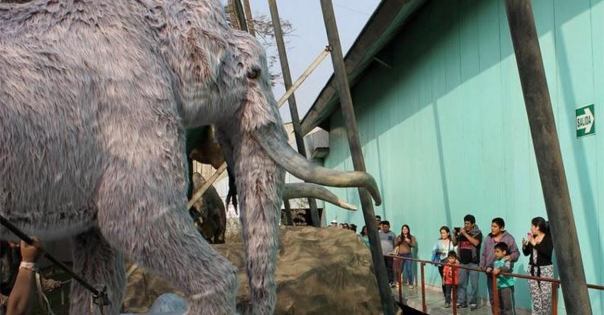 Zoológico de Huachipa celebrará 25 años de estreno de película Jurassic Park