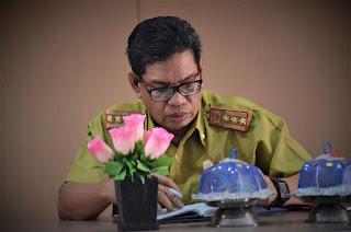 Hadiri Rapat Triwulan III,Indah Juga Launching Aplikasi e-RFK