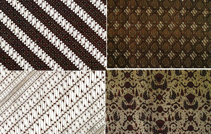 Mengenal Pola Jenis Batik Bantul