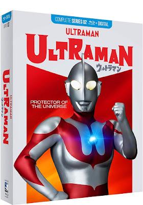 Ultraman Complete Series Bluray