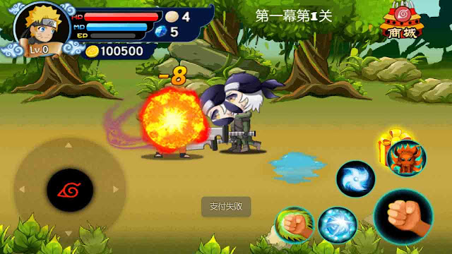 cheat naruto chibi adventure tanpa root