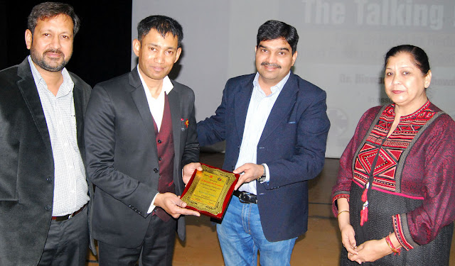 Rotary Club of Faridabad Smart City organized 'The Talking Food' program