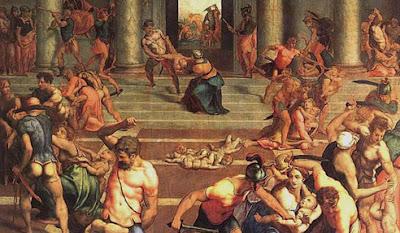 Resultado de imagem para santos inocentes martires