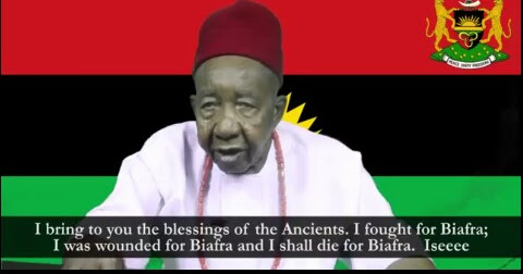 [VIDEO]: I was prevented from speaking the truth by exile, prison, Harassment, poverty - Conel Nwora Nwobosi, Says IPOB Are the strangest Force we have today to achieve freedom for all Nigerians