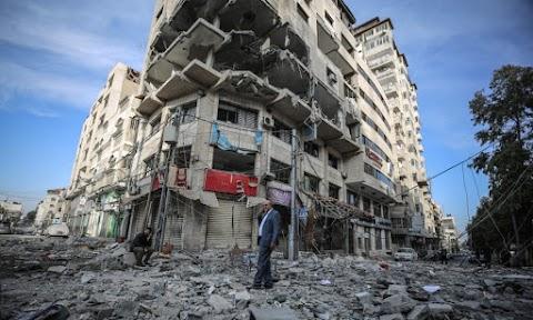 Hajnalra visszatért a nyugalom a Gázai övezetben és környékén