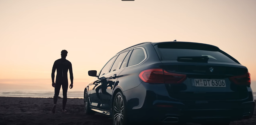 The all-new BMW 5 Series Touring. Official Launchfilm.