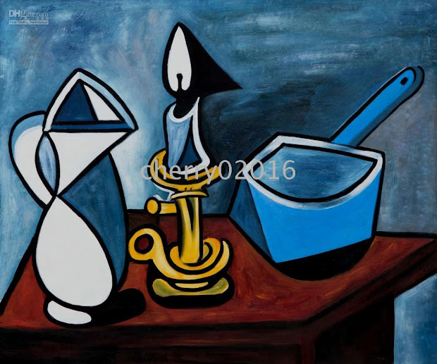 Surreal . Fine Art Conceptual Arts Pablo Picasso' Paintings