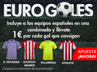 suertia promocion Europa League 15 febrero