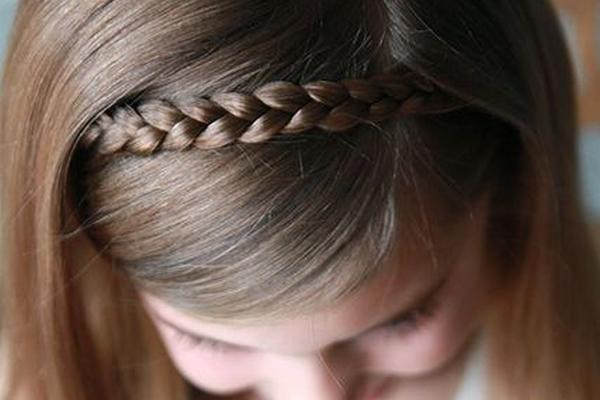 5 Peinados Faciles Y Bonitos - 5 Peinados Faciles Y Rapidos Con Cabello Suelto Con Trenzas